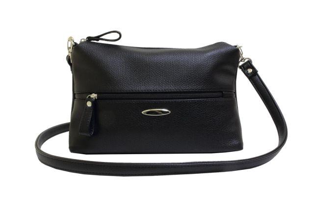 1711 сумка женская черная