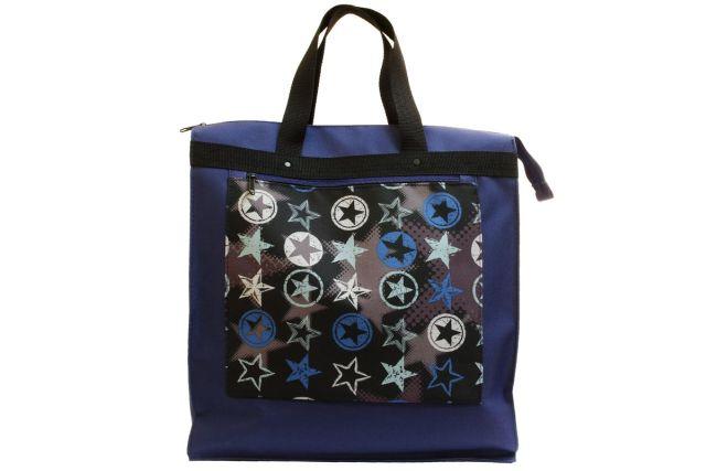 0565к сумка женская синяя/дизайн