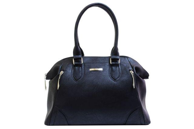 1714 сумка женская черная