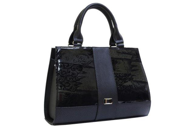 1718 сумка женская черная