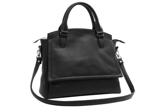 1721 сумка женская черная