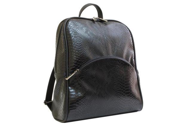 1722 рюкзак черный крок