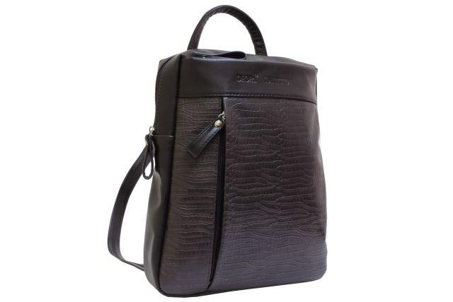 1709 рюкзак коричневый крок