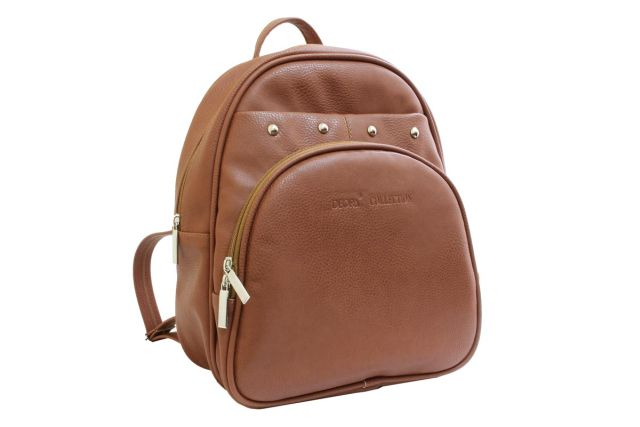 1724 рюкзак рыжий