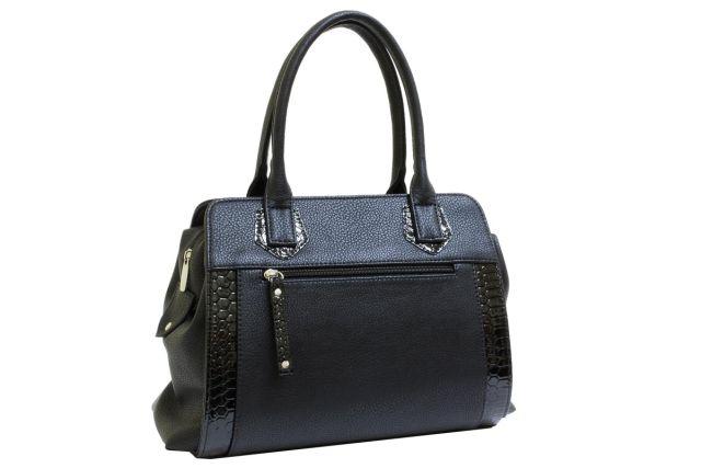1727 сумка женская черная