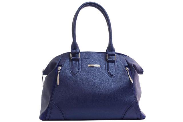 1714 сумка женская синяя