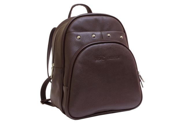 1724 рюкзак коричневый