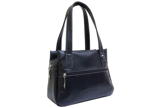 1736 сумка женская черная