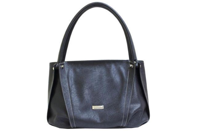 1737 сумка женская черная