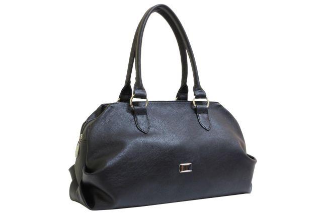 1739 сумка женская черная