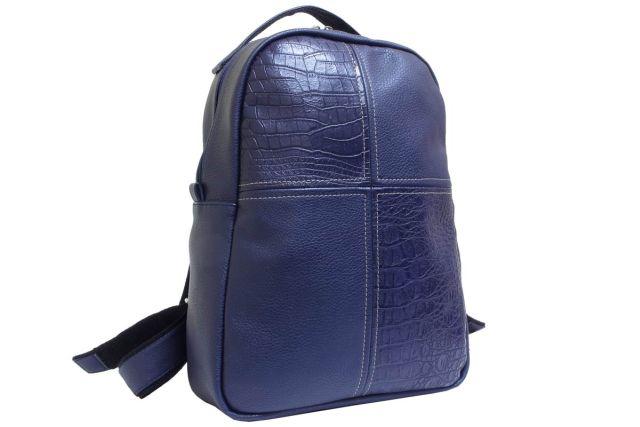 1532 рюкзак синий/синий крок
