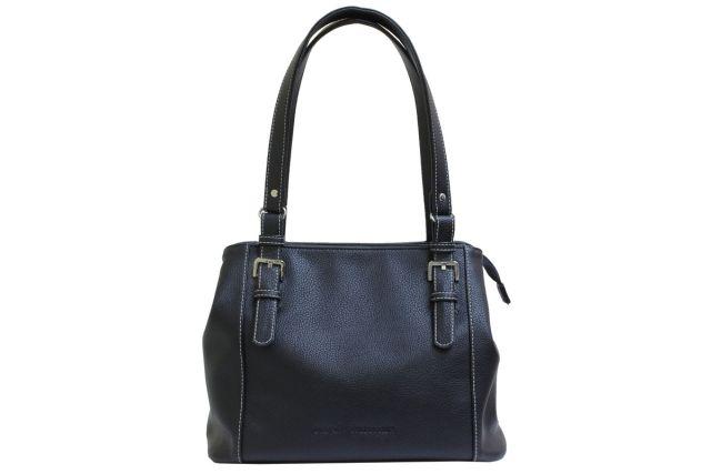 1741 сумка женская черная