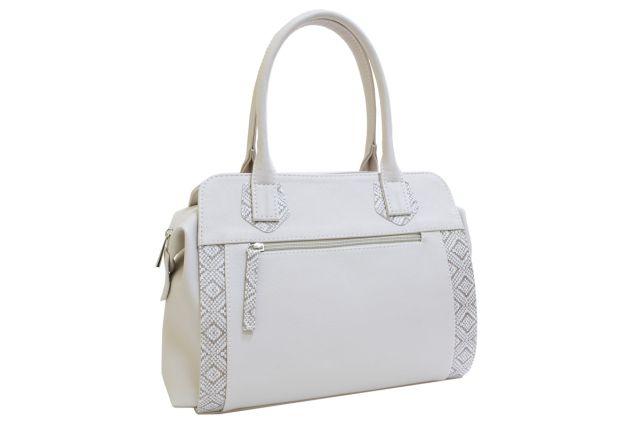 1727 сумка женская бежевая