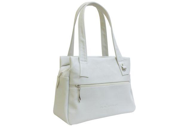 1736 сумка женская бежевая