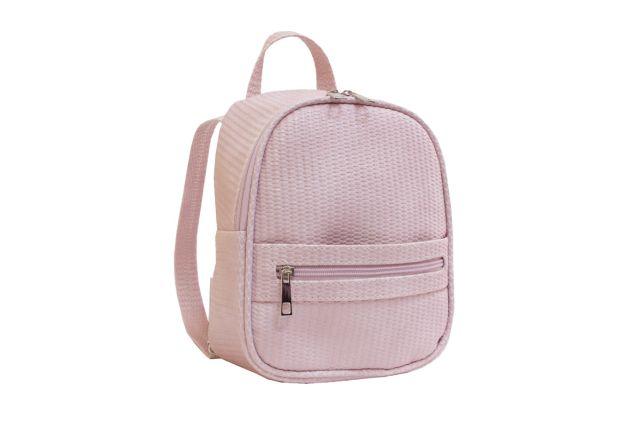 1729 рюкзак розовый