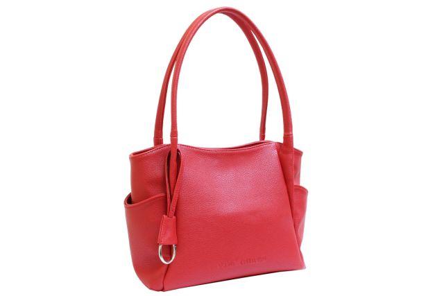 1805 сумка женская красная