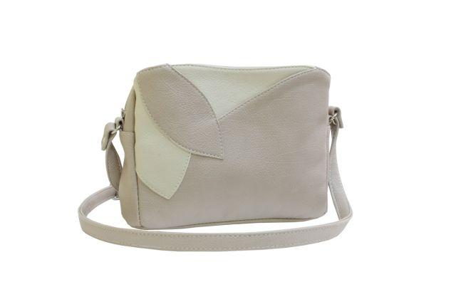 1806 сумка женская бежевая
