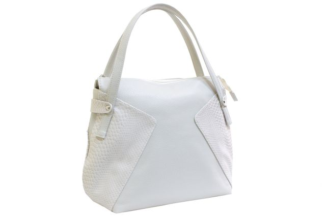 1723 сумка женская бежевая