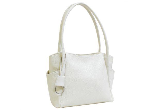 1805 сумка женская бежевая