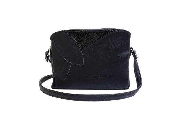 1806 сумка женская черная