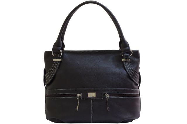 1812 сумка женская черная
