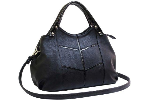 1811 сумка женская черная