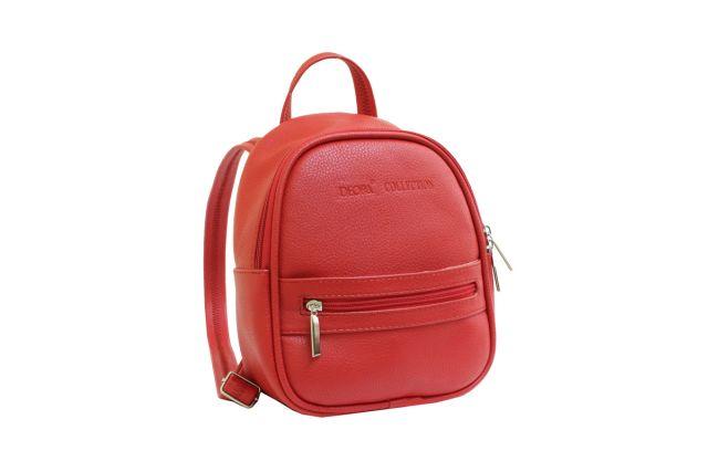 1729 рюкзак красный