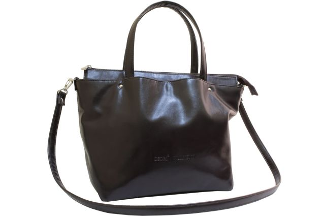 1817 сумка женская коричневая