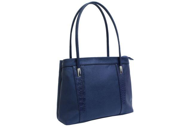 1623 сумка женская синяя