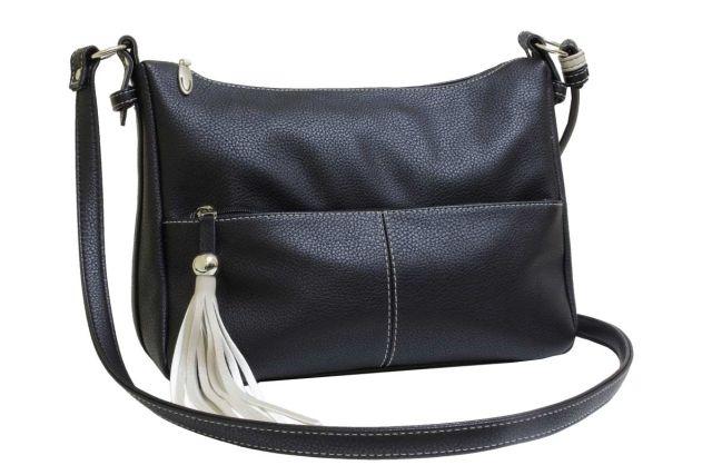 1838 сумка женская черная