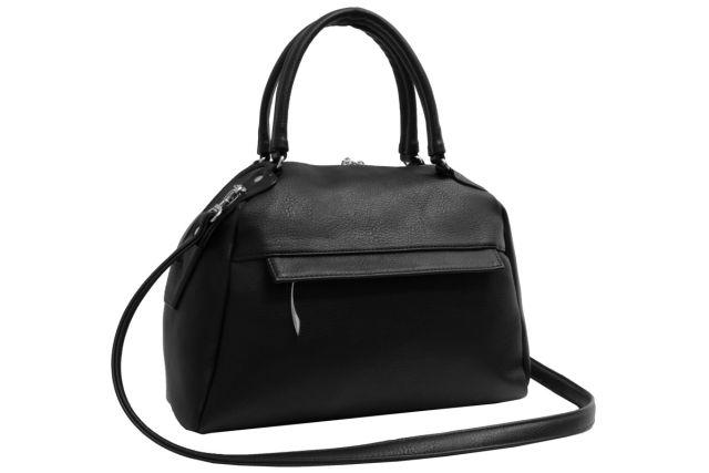 1902 сумка женская черная