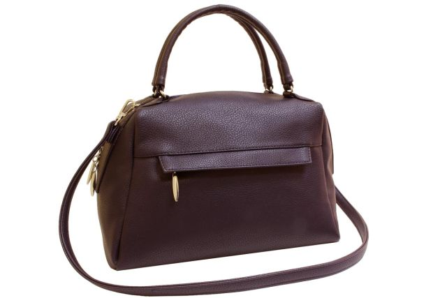 1902 сумка женская коричневая
