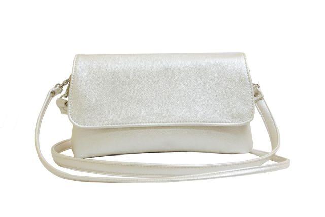 0954 сумка женская жемчужная