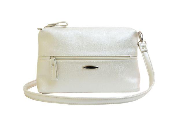 1711 сумка женская жемчужная