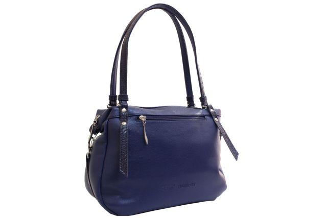 1740 сумка женская синяя