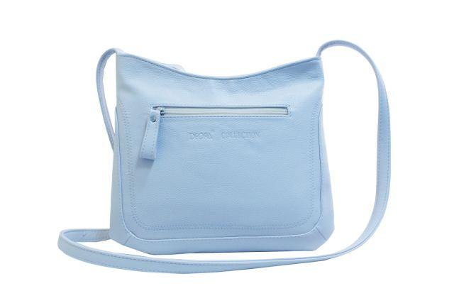 1506 сумка женская голубая