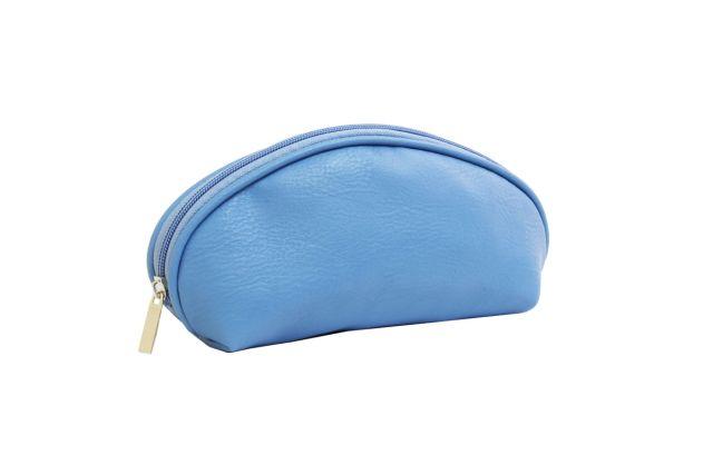 1153 косметичка голубая
