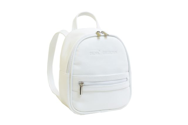 1729 рюкзак белый