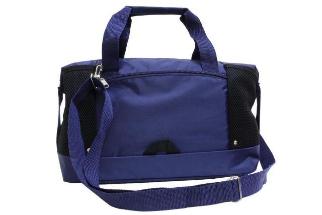 1813к сумка женская синяя