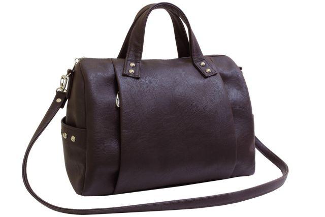 1922 сумка женская коричневая