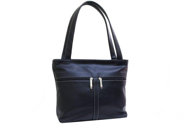1942 сумка женская черная
