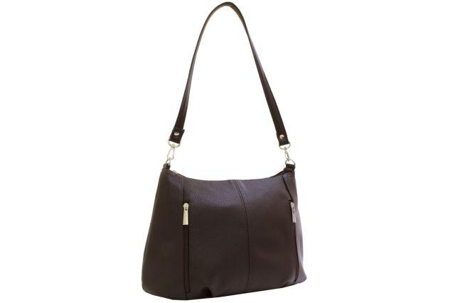 1941 сумка женская коричневая