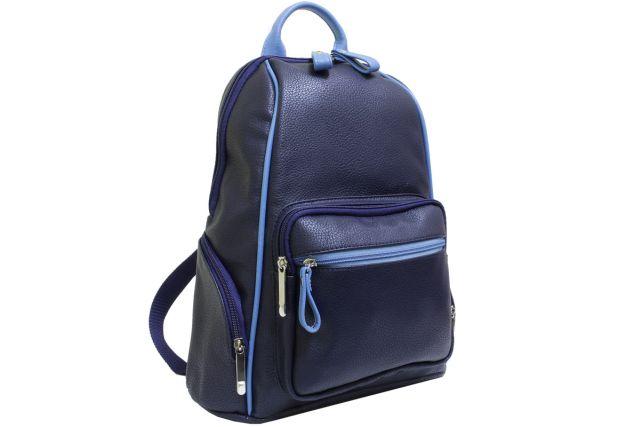 1944 рюкзак синий/голубой