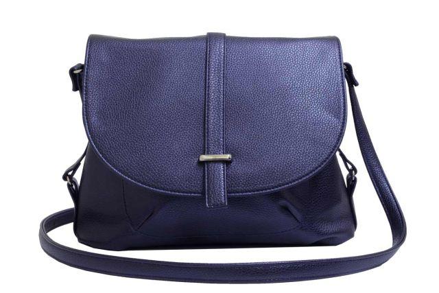 1921 сумка женская синяя