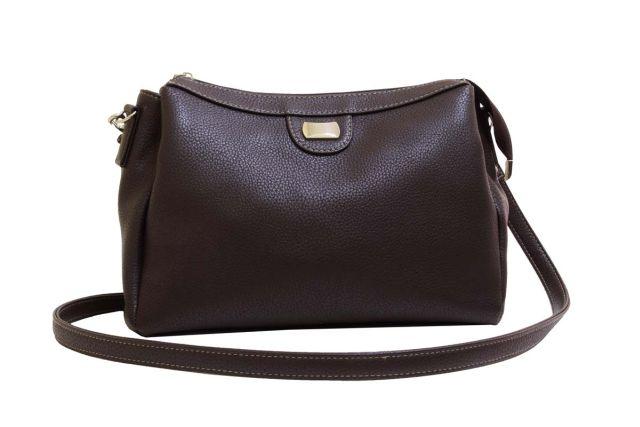 2006 сумка женская коричневая