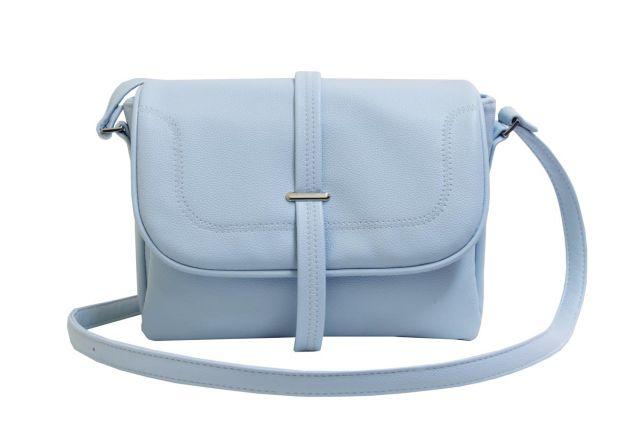 1331 сумка женская голубая