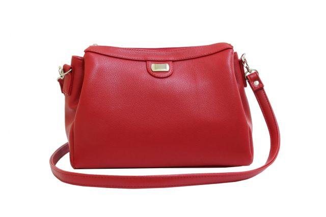 2006 сумка женская красная