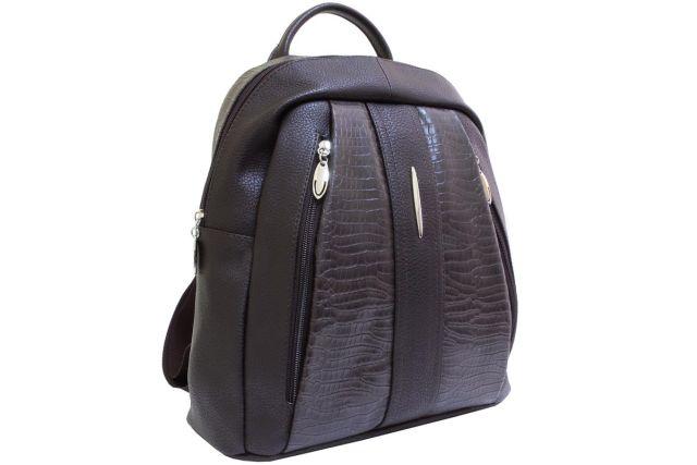2007 рюкзак коричневый/коричневый крок