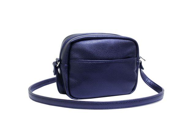 1924 сумка женская синяя