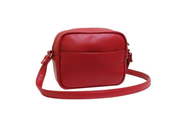 1924 сумка женская красная